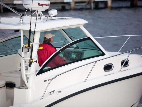 2020 Boston Whaler boat for sale, model of the boat is 315 Conquest & Image # 50 of 79