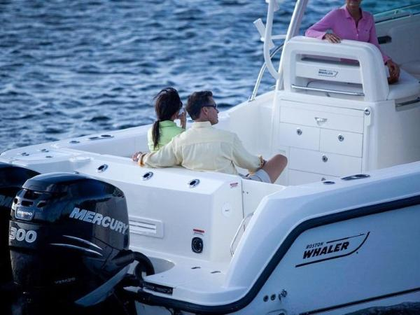 2020 Boston Whaler boat for sale, model of the boat is 315 Conquest & Image # 52 of 79