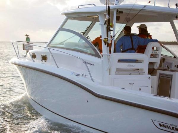 2020 Boston Whaler boat for sale, model of the boat is 315 Conquest & Image # 53 of 79