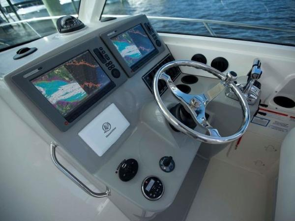 2020 Boston Whaler boat for sale, model of the boat is 315 Conquest & Image # 54 of 79