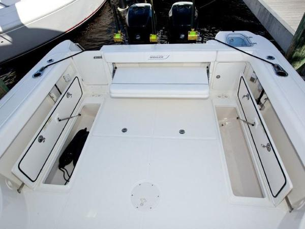 2020 Boston Whaler boat for sale, model of the boat is 315 Conquest & Image # 70 of 79