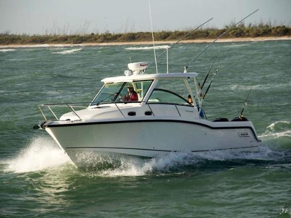 2020 Boston Whaler boat for sale, model of the boat is 315 Conquest & Image # 73 of 79