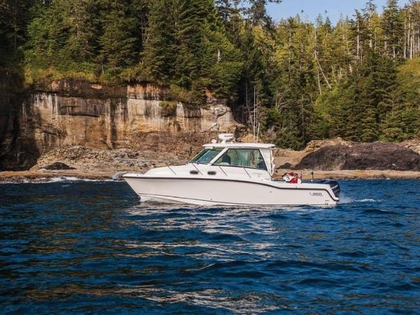 2020 Boston Whaler boat for sale, model of the boat is 315 Conquest & Image # 75 of 79
