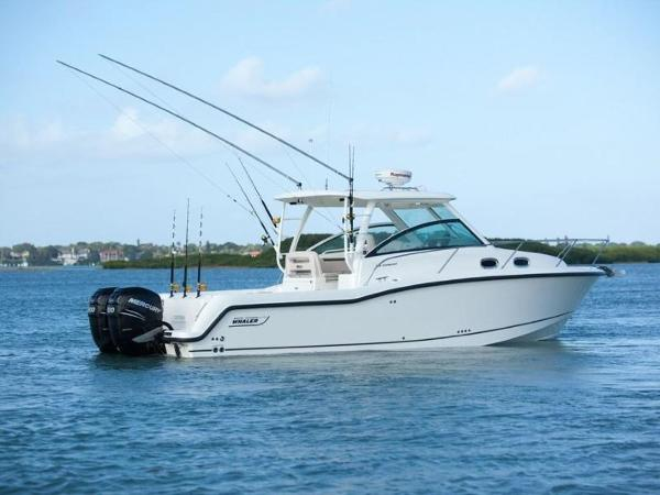 2020 Boston Whaler boat for sale, model of the boat is 315 Conquest & Image # 76 of 79