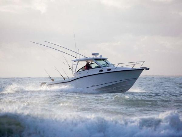 2020 Boston Whaler boat for sale, model of the boat is 315 Conquest & Image # 78 of 79