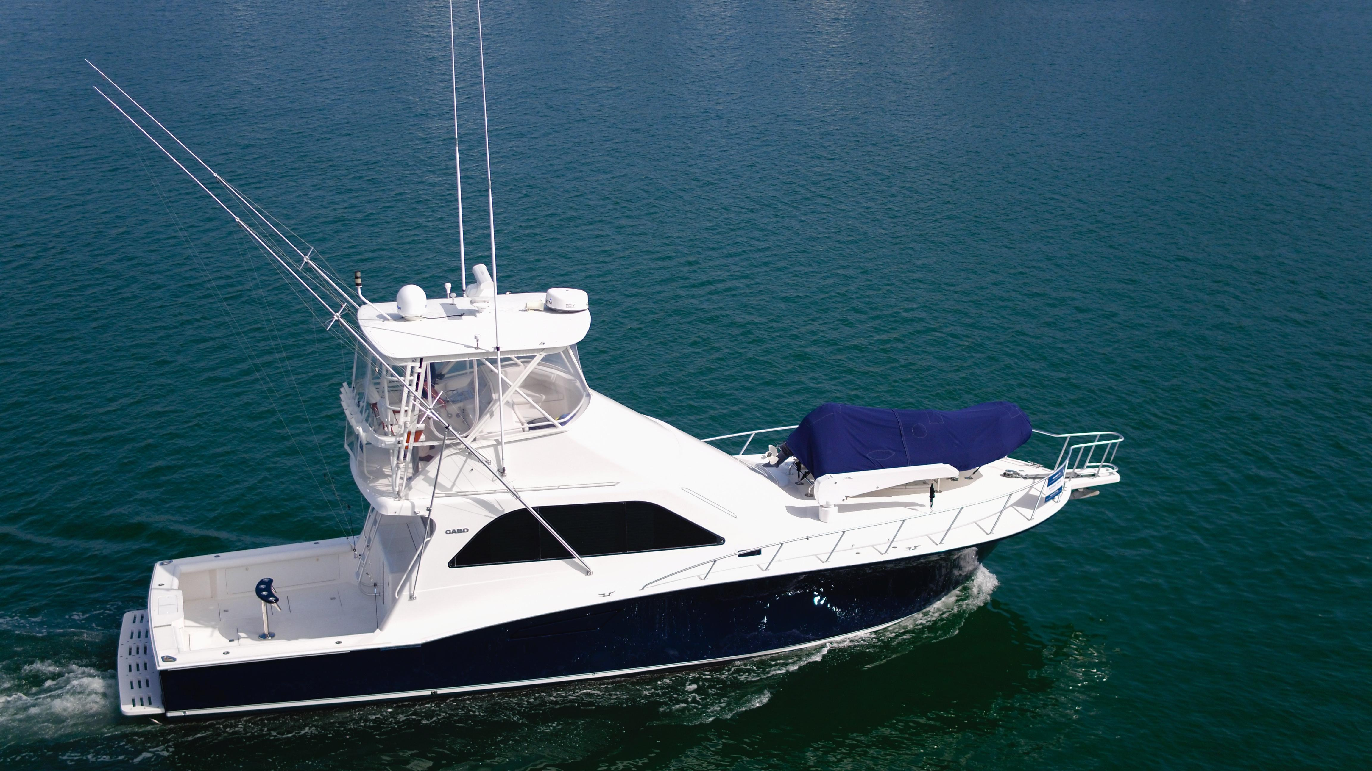 Flybridge Sportfisher - 50 North