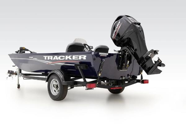 2020 Tracker Boats boat for sale, model of the boat is Pro 170 & Image # 35 of 38