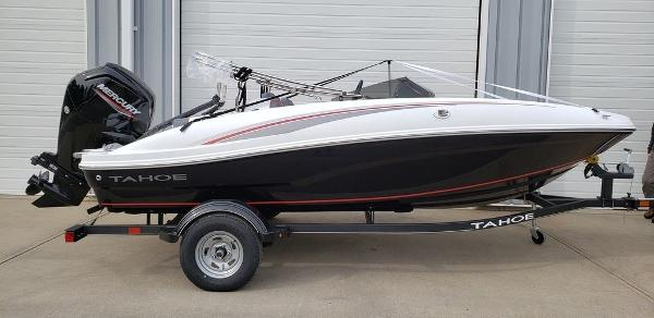 2020 Tahoe boat for sale, model of the boat is T16 & Image # 1 of 10