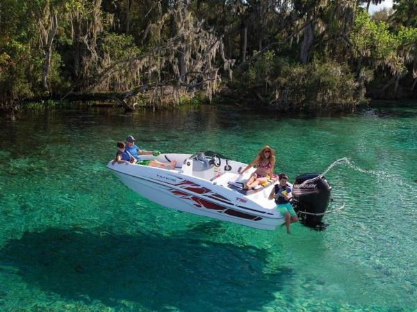 2020 Tahoe boat for sale, model of the boat is T16 & Image # 6 of 10