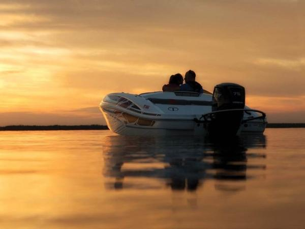 2020 Tahoe boat for sale, model of the boat is T16 & Image # 7 of 10