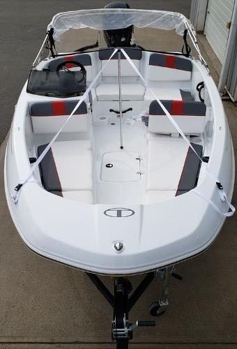 2020 Tahoe boat for sale, model of the boat is T16 & Image # 9 of 10