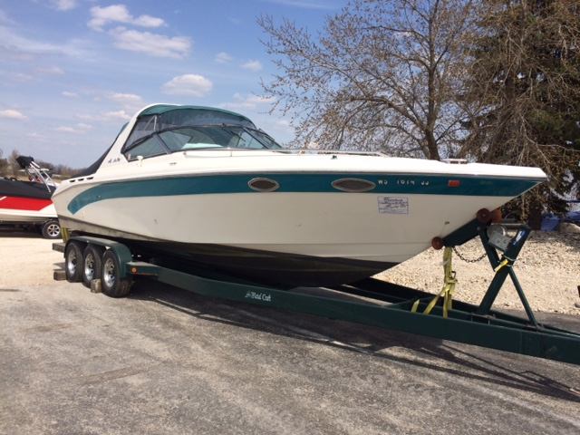 1994 Sea Ray 310SUNSPORT