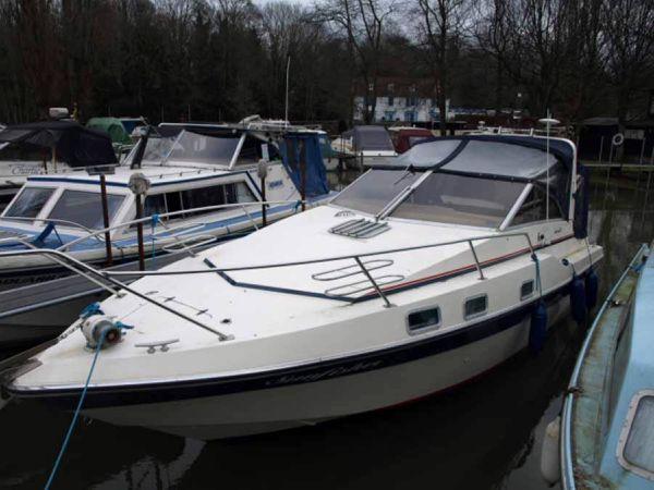 Sunseeker Offshore 28 boat for sale