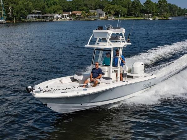 2020 Robalo boat for sale, model of the boat is 246 Cayman SD & Image # 1 of 26