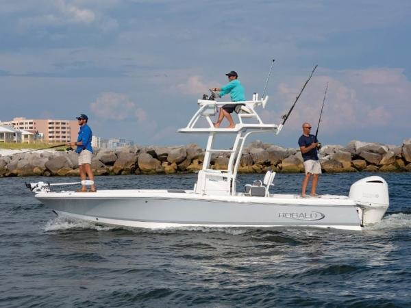 2020 Robalo boat for sale, model of the boat is 246 Cayman SD & Image # 2 of 26