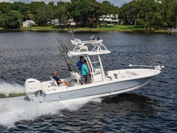 2020 Robalo boat for sale, model of the boat is 246 Cayman SD & Image # 3 of 26
