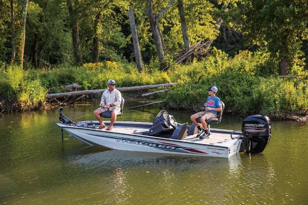 2020 Tracker Boats boat for sale, model of the boat is Pro Team 175 TXW Tournament Edition & Image # 4 of 66