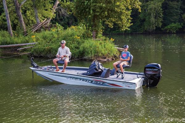 2020 Tracker Boats boat for sale, model of the boat is Pro Team 175 TXW Tournament Edition & Image # 9 of 66