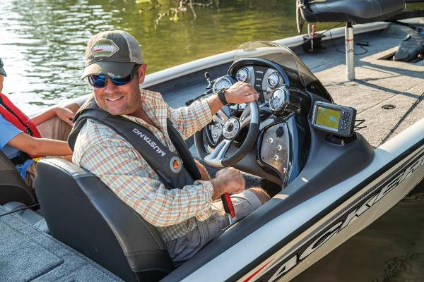 2020 Tracker Boats boat for sale, model of the boat is Pro Team 175 TXW Tournament Edition & Image # 64 of 65