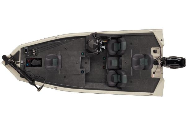 2020 Tracker Boats boat for sale, model of the boat is Pro Team 175 TXW Tournament Edition & Image # 64 of 66