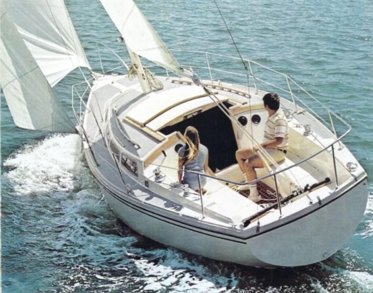 30' Catalina 1984