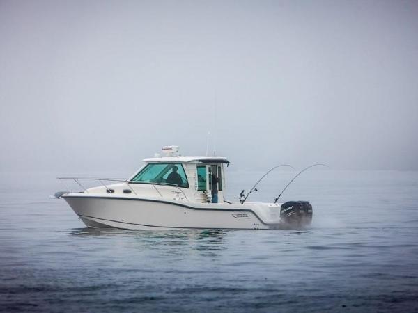 2020 Boston Whaler boat for sale, model of the boat is 315 Conquest Pilothouse & Image # 3 of 72