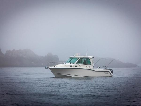 2020 Boston Whaler boat for sale, model of the boat is 315 Conquest Pilothouse & Image # 4 of 72