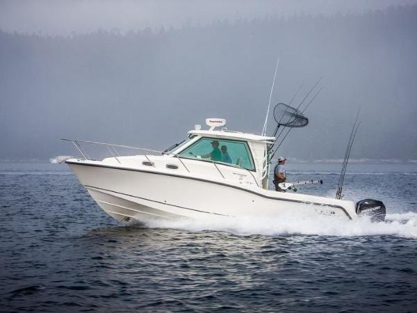 2020 Boston Whaler boat for sale, model of the boat is 315 Conquest Pilothouse & Image # 6 of 72