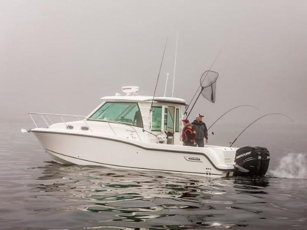 2020 Boston Whaler boat for sale, model of the boat is 315 Conquest Pilothouse & Image # 7 of 72