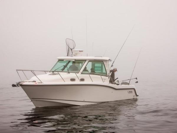 2020 Boston Whaler boat for sale, model of the boat is 315 Conquest Pilothouse & Image # 9 of 72