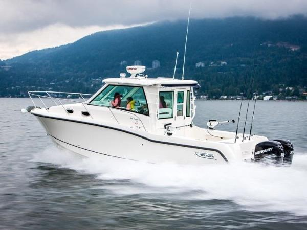 2020 Boston Whaler boat for sale, model of the boat is 315 Conquest Pilothouse & Image # 11 of 72
