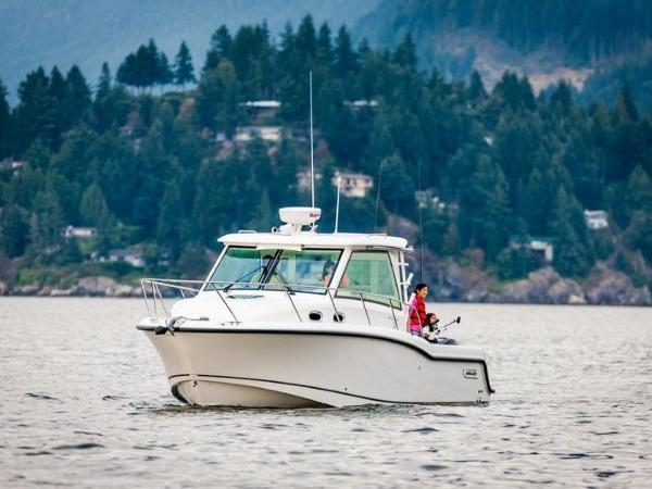 2020 Boston Whaler boat for sale, model of the boat is 315 Conquest Pilothouse & Image # 18 of 72