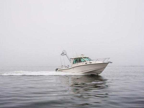 2020 Boston Whaler boat for sale, model of the boat is 315 Conquest Pilothouse & Image # 19 of 72