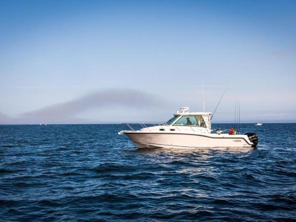 2020 Boston Whaler boat for sale, model of the boat is 315 Conquest Pilothouse & Image # 20 of 72