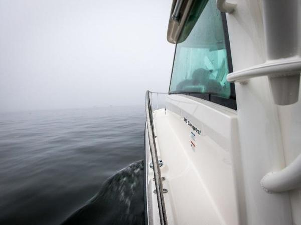 2020 Boston Whaler boat for sale, model of the boat is 315 Conquest Pilothouse & Image # 34 of 72