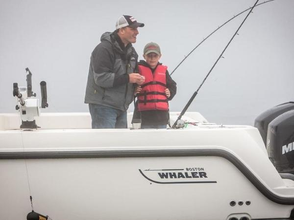 2020 Boston Whaler boat for sale, model of the boat is 315 Conquest Pilothouse & Image # 35 of 72
