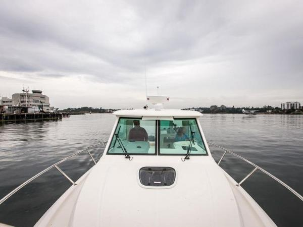 2020 Boston Whaler boat for sale, model of the boat is 315 Conquest Pilothouse & Image # 37 of 72