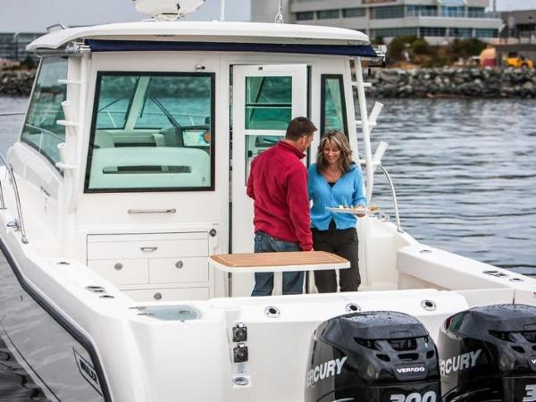 2020 Boston Whaler boat for sale, model of the boat is 315 Conquest Pilothouse & Image # 38 of 72
