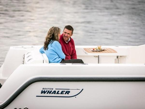2020 Boston Whaler boat for sale, model of the boat is 315 Conquest Pilothouse & Image # 41 of 72