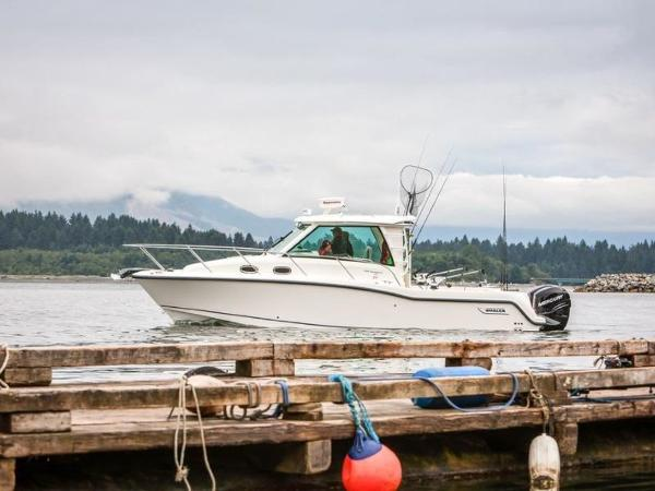 2020 Boston Whaler boat for sale, model of the boat is 315 Conquest Pilothouse & Image # 52 of 72