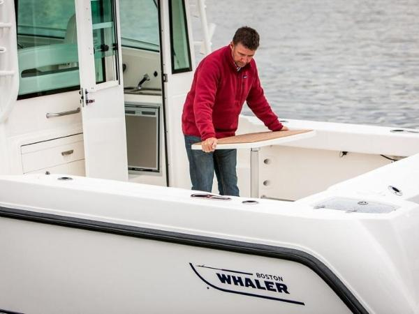 2020 Boston Whaler boat for sale, model of the boat is 315 Conquest Pilothouse & Image # 62 of 72