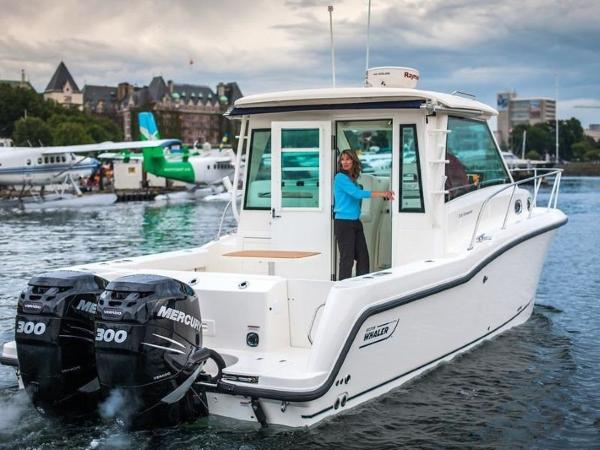 2020 Boston Whaler boat for sale, model of the boat is 315 Conquest Pilothouse & Image # 64 of 72