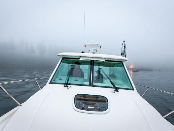 2020 Boston Whaler boat for sale, model of the boat is 315 Conquest Pilothouse & Image # 66 of 72