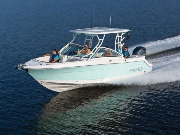 2020 Robalo boat for sale, model of the boat is R247 & Image # 11 of 28
