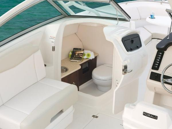 2020 Robalo boat for sale, model of the boat is R247 & Image # 19 of 28