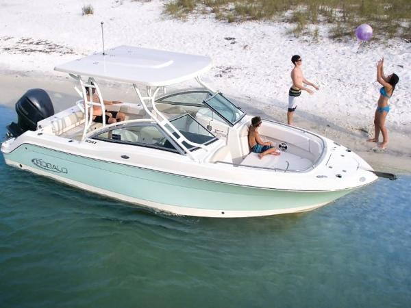 2020 Robalo boat for sale, model of the boat is R247 & Image # 25 of 28