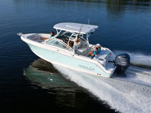 2020 Robalo boat for sale, model of the boat is R247 & Image # 27 of 28