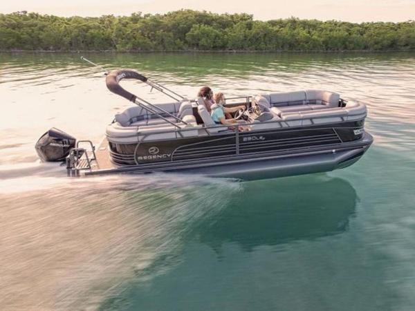 2020 Regency boat for sale, model of the boat is 230 LE3 & Image # 1 of 55