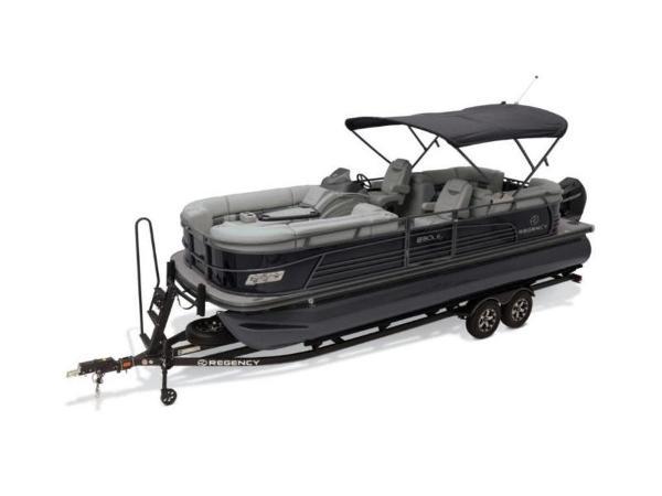 2020 Regency boat for sale, model of the boat is 230 LE3 & Image # 2 of 55