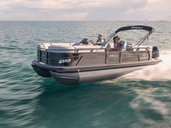 2020 Regency boat for sale, model of the boat is 230 LE3 & Image # 46 of 55